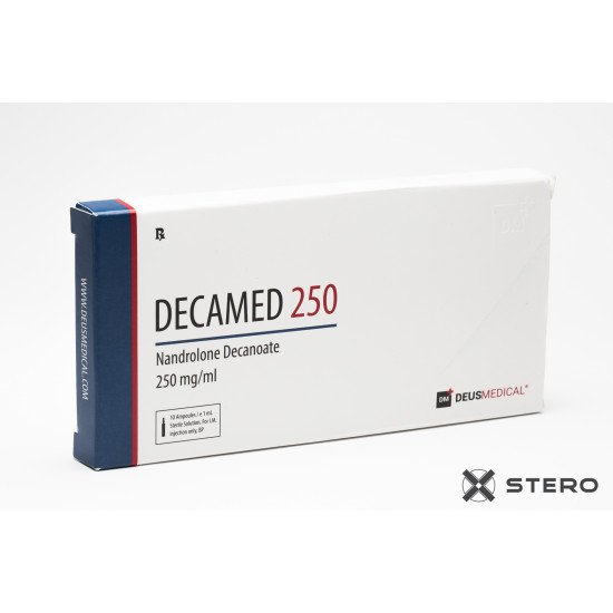 DECAMED 250 (Nandrolone Decanoate)