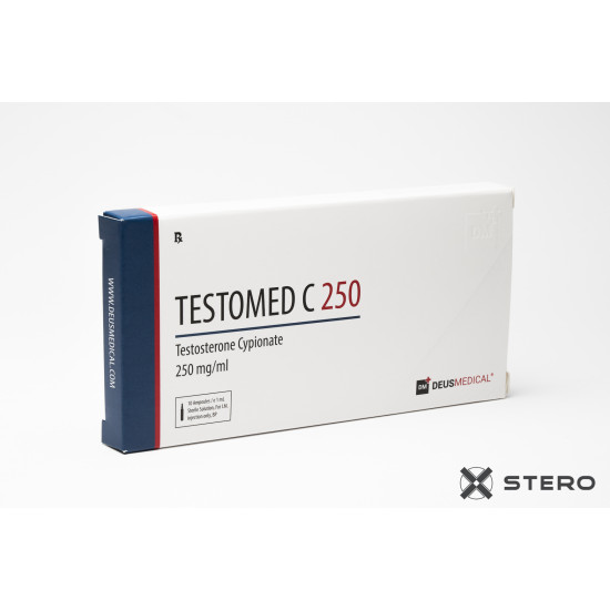 TESTOMED C 250 (Testosterone Cypionate)